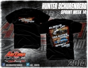 hunter-sprint-week-14