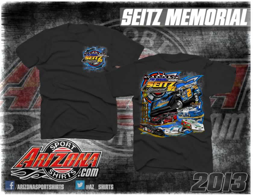 Tracks Amp Events 171 Arizona Sport Shirts The Original Race