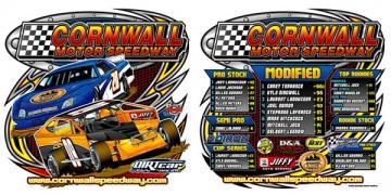 Cornwall Speedway 2009