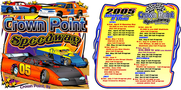 Crown Point Speedway