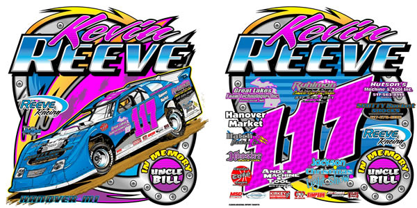 Kevin Reeve 08