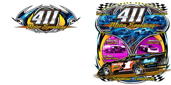 411 Speedway