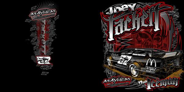 Joey Tackett 2009